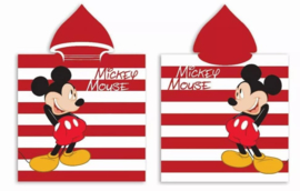 Mickey Mouse Badponcho - Stripe