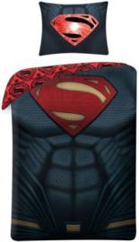 Superman Dekbedovertrek 140 x 200 cm