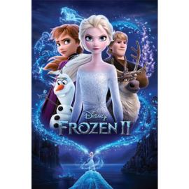 Disney Frozen2 Maxi Poster