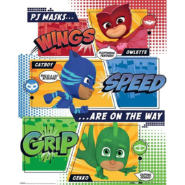 PJ Masks - Mini Poster