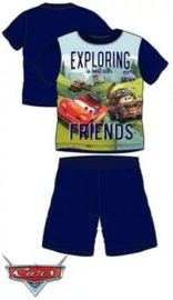 Disney Cars Shortama Friends - Blauw