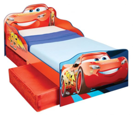 Disney Cars McQueen Peuterbed met Laden - WorldsApart