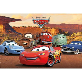Disney Cars Characters - Maxi Poster
