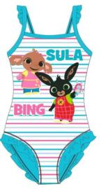 Bing Konijn Zwempak / Badpak Sula - Bleu