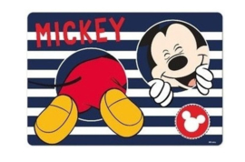 Mickey Mouse Placemat 3D - Blauw