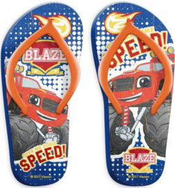 Blaze en de Monsterwielen Teenslippers