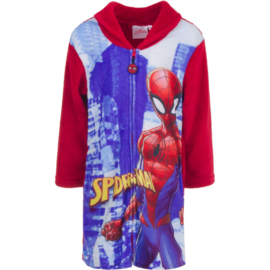 Spiderman Badjas - Rood