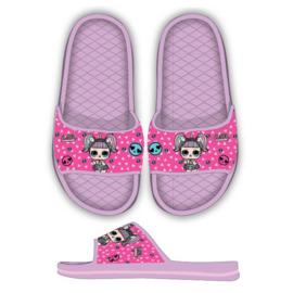 LOL Surprise Badslippers - Lila