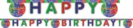 PJ Masks Letterslinger 'Happy Birthday'
