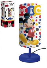 Mickey Mouse Tafellamp - Blauwe voet