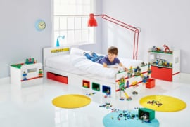 Lego ® Room2Build Kinderkamer - 3 Delig - WorldsApart