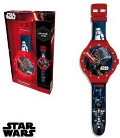 Star Wars Horloge Wandklok - Darth Vader