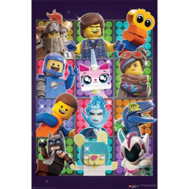 Lego Movie - Maxi Poster