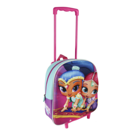 Shimmer and Shine 3D Trolley