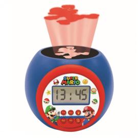 Super Mario Bros Projectie Wekker met Timer - Nintendo