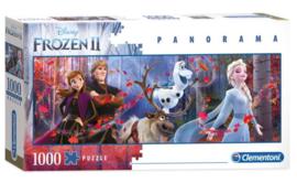 Disney Frozen Puzzel Panorama - 1000 stukjes - Clementoni