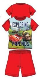 Disney Cars Shortama Friends - Rood