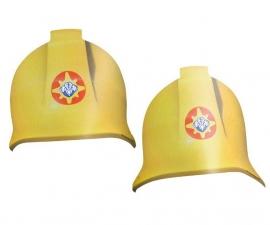 Brandweerman Sam Feesthoedjes - 8 stuks