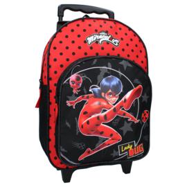 Miraculous Ladybug Trolley Rugzak - Disney