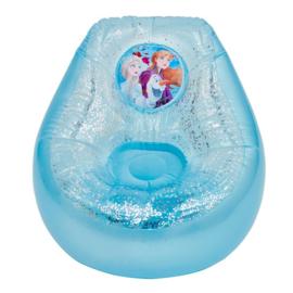 Disney Frozen Opblaasbare Zitzak Glitter - WorldsApart