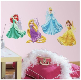 Disney Princess Muurstickers - Roommates