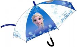 Disney Frozen Paraplu - Transparant