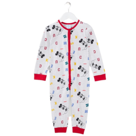 Mickey Mouse Pyjama / Onesie / Jumpsuit - Disney