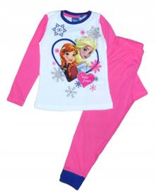 Disney Frozen Pyjama Roze - Maat 134