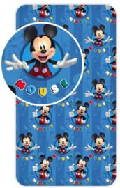 Mickey Mouse Hoeslaken 90x200 cm - Disney