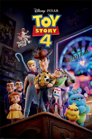 Toy Story 4 - Maxi Poster