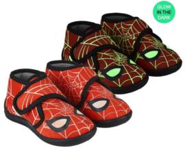 Spiderman Pantoffels - Glow in the Dark