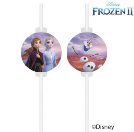 Disney Frozen2 Rietjes - 4 stuks