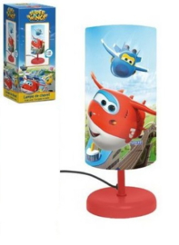 Super Wings Tafellamp - Rode Voet