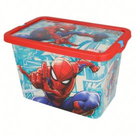 Spiderman Opbergbox - 7 Liter
