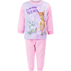 Bambi Fleece Pyjama Roze - Disney Baby