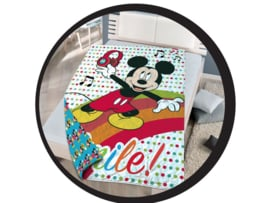 Mickey Mouse Bedsprei 140x200 cm