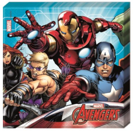 Avengers Servetten - 20 stuks