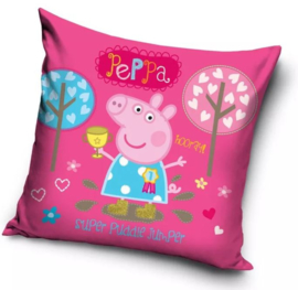 Peppa Pig Kussenhoesje - Pink