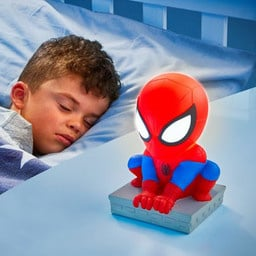 Spiderman GoGlow Buddy Nachtlampje / Zaklamp
