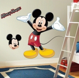 Mickey Mouse Muursticker Giant - RoomMates