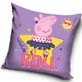 Peppa Pig Kussen - Roll