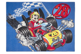 Mickey Mouse Vloerkleed - Racer