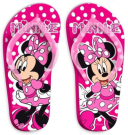 Minnie Mouse Teenslippers - Maat 31 t/m 34