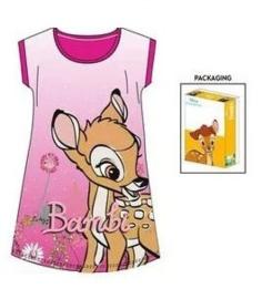 Bambi Nachthemd - Fuchsia