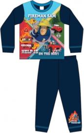 Brandweerman Sam Pyjama - Maat 86/92
