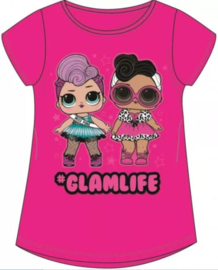 LOL Surprise T-shirt - Glamlife Fuchsia