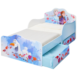 Disney Frozen Bed met laden - WorldsApart