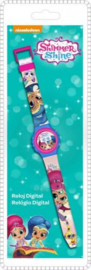 Shimmer and Shine Kinder Horloge - Digitaal