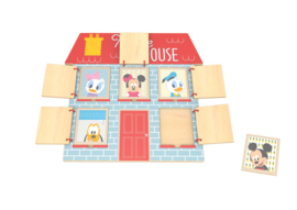 Disney houten Karakter Hide and Seek Huis