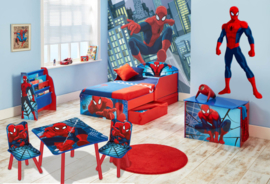Spiderman Kinderkamer - 4 delig - WorldsApart